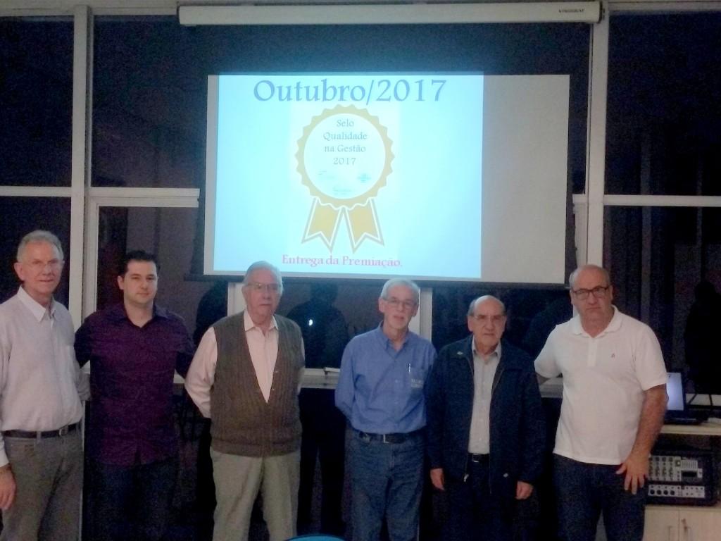 Projeto Selo Qualidade na Gestão é apresentado na CDL Esteio