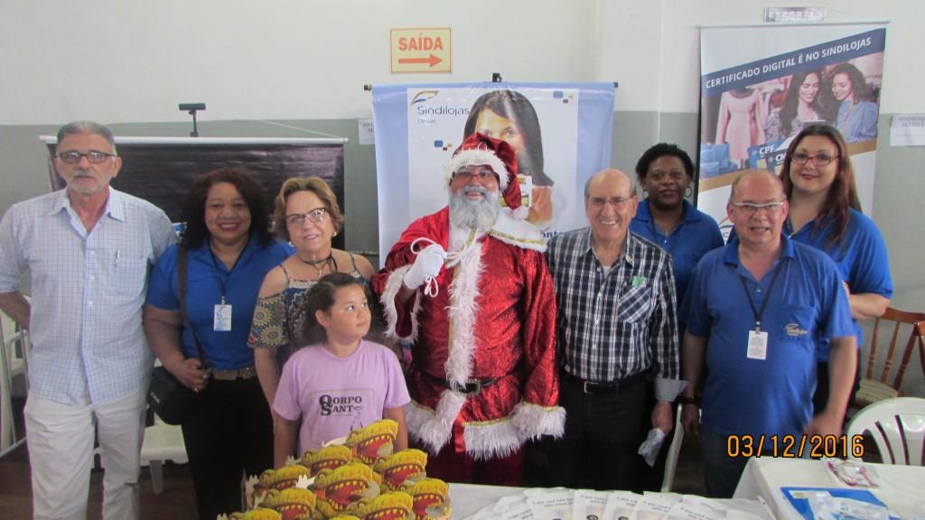 1º Bazar de Natal foi sucesso