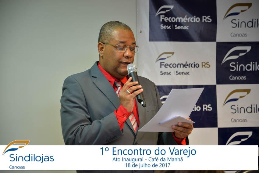 Cerimonialista Oscar Henrique Cardoso
