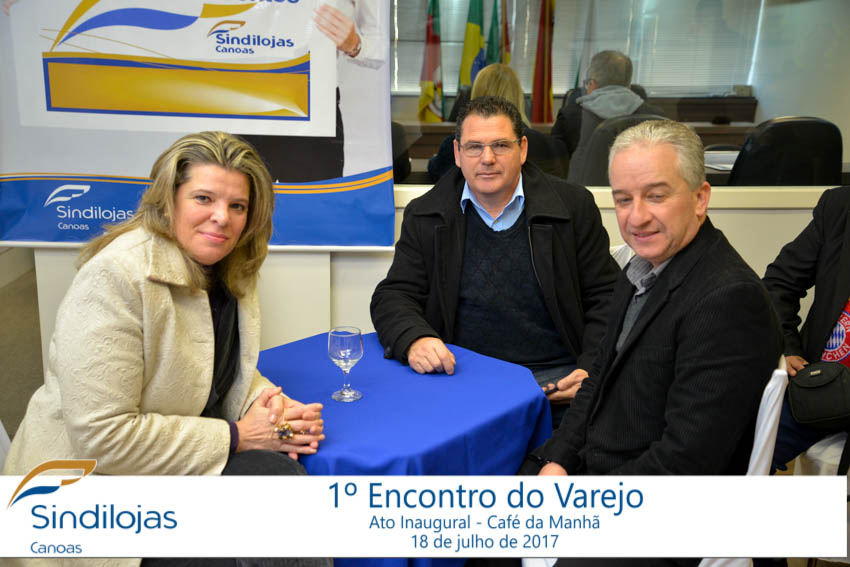 Dra. Shirley Panizzi durante o Ato Inaugural do 1º Encontro do Varejo