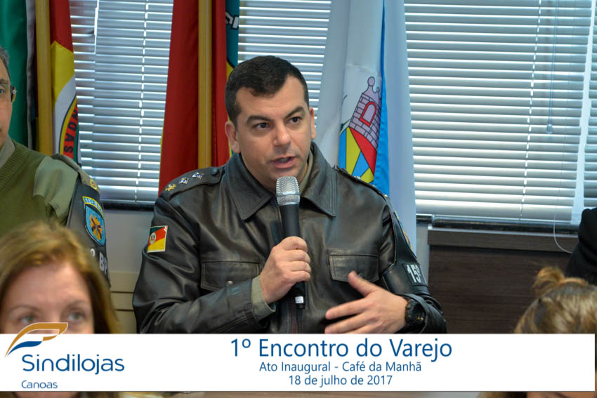 Major Araujo do 15º BPM