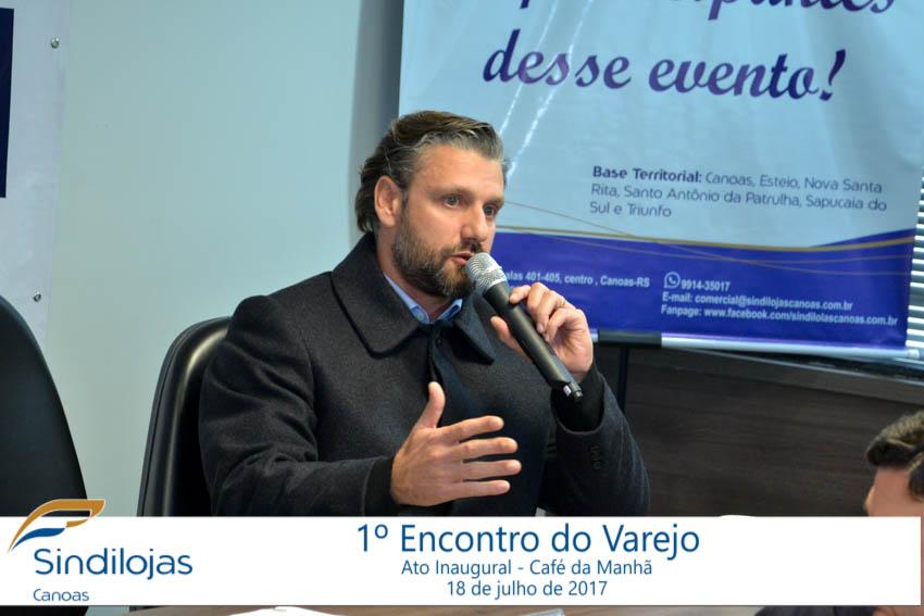 Secretario, Felipe Martini da Secretaria de Desenvolvimento Econômico