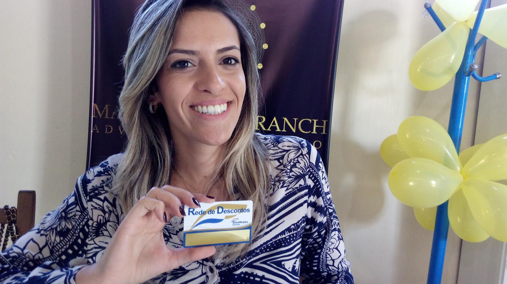 Montovani & Branchi marcou presença no evento da 1ª Edição Rede de Descontos