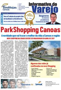 Informativo Sindilojas Canoas Abril/2016