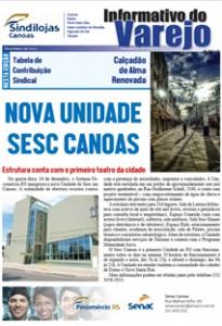 Capa informativo Dezembro 2015