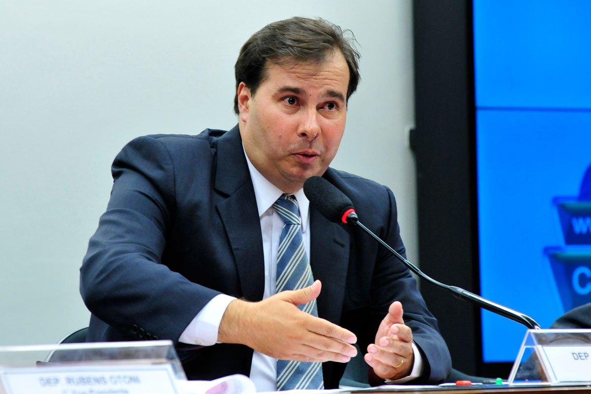 Rodrigo Maia, Presidente da Câmara de Deputados